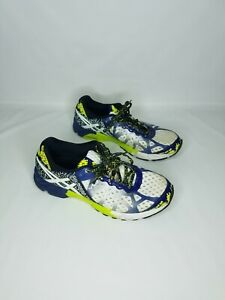 hot sale online 70b57 587e2 Details about Asics Gel Noosa Tri 9 Mens Athletic Running Training  Triathalon Shoes T408N Sz 9