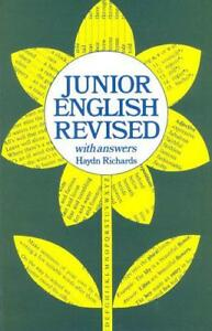 Junior-English-Revised-with-Answers-w-ans-Haydn-Richards-by-Haydn-Richards