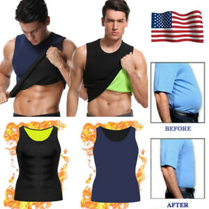 ccb1e7d3f5e06 Image is loading Men-Body-Slimming-Tummy-Belly-Shaper-Underwear-shapewear-