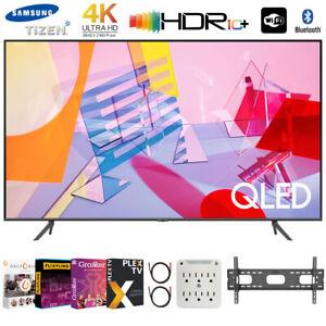 "Samsung 58"" Class Q60T QLED 4K UHD HDR Smart TV (2020) +Movies Streaming Pack"