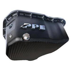 Fits 11 16 Chevy Gmc 6 6l Diesel Ppe High Capacity Cast Aluminum Oil