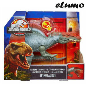 JURASSIC-WORLD-Legacy-Collection-EXTREME-chompin-039-SPINOSAURUS-NUOVO