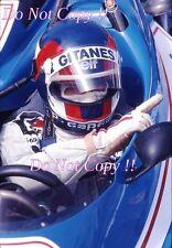 Patrick Depailler Ligier JS11 F1 1979 fotografía de retrato