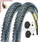 KIT N°2 Copertone / Pneumatico Bici MTB (52 - 584) 27,5