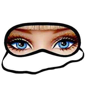 6ed914c12a8 EYM210 Barbie Doll Cartoon Eyes Printed Eye Sleep mask Sleeping Eye ...