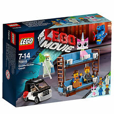 LEGO Movie 70818 - Doppeldecker Couch - Double-Decker Couch  NEU/OVP