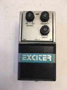 Tokai-TXC-1-Exciter-Enhancer-Rare-Vintage-Guitar-Bass-Effect-Pedal-MIJ-Japan