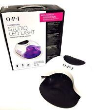 Lampada LED OPI Gelcolor Studio gl901 Originale UK Versione Lampada polimerizzatrice Nail Dryer
