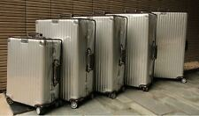 """CLEARANCE! Rimowa Luggage Classic Flight Clear Protection Skin Cover 28"""""""
