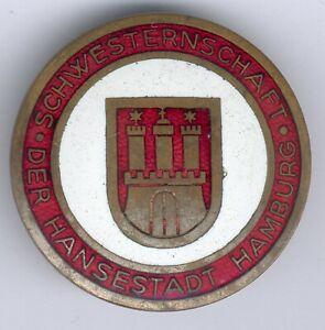 seltenes-orig-Abz-Deutsches-Rotes-Kreuz-Schwesternschaft-Hamburg-Nr-1493