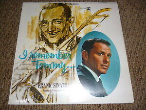 FRANK-SINATRA-COUNT-BASIE-I-Remember-Tommy-LP-Vinyl-Album-1961-FACTORY-SEALED