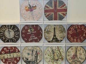 Round-13-034-vintage-retro-art-design-wall-clocks-in-various-designs-High-quality