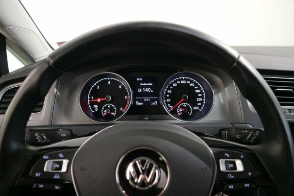 VW Golf VII 1,6 TDi 110 Style Variant BM - billede 3