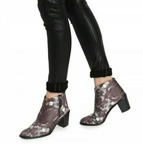 Urban Outfiters Women's Gray Miista Ivy Rose Ankle