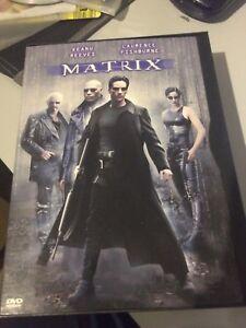 Matrix mit Keanu Reeves Neuwertig - Cuxhaven, Deutschland - Matrix mit Keanu Reeves Neuwertig - Cuxhaven, Deutschland