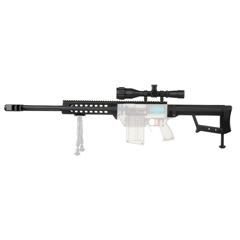 Worker Mod F10555 F10555 F10555 Prophecy-R Front Barrel Kit Combo 4 items for Nerf Modify Toy 2103fc