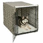 Midwest Homes for Pets Cvr30t-br Dog Crate Cover With Fabric Protector Medium