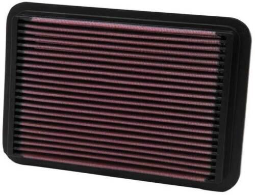 33-2050-1 K/&N 89-95 PickUp 2.4L//95-04 Tacoma 2.4//2.7L Drop In Air Filter