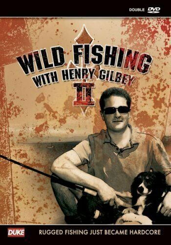 Wild Fishing II Henry Gibley's Wild Fishing Vol.2 [DVD] Gift Idea NEW