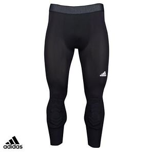 Details about New Mens Adidas 34 Long Techfit Compression Padded Pants Race Basketball