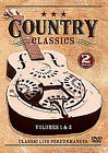 Country Classics Vol.1 And 2 (DVD, 2012, Box Set)