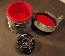 WIDE F= 24 MM Lens FOTOMAT SERIES 35 MC AUTO, SUPER - 1: 2.8 PENTAX MOUNT W/CASE