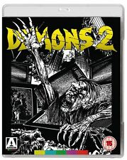 Demons 2 - 2 Disc Blu-Ray - Uncut Version - Special Edition - Lamberto Bava