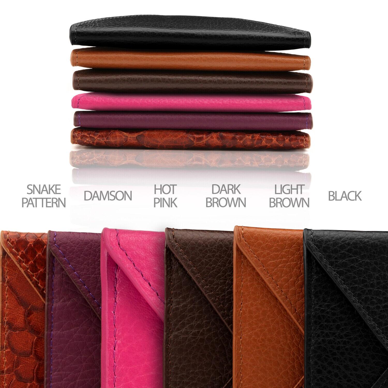 Otto Angelino Genuine Leather Wallet - Money, ID, Cards, Smartphone, RFID