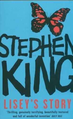 Lisey's Story By  Stephen King. 9780340898956