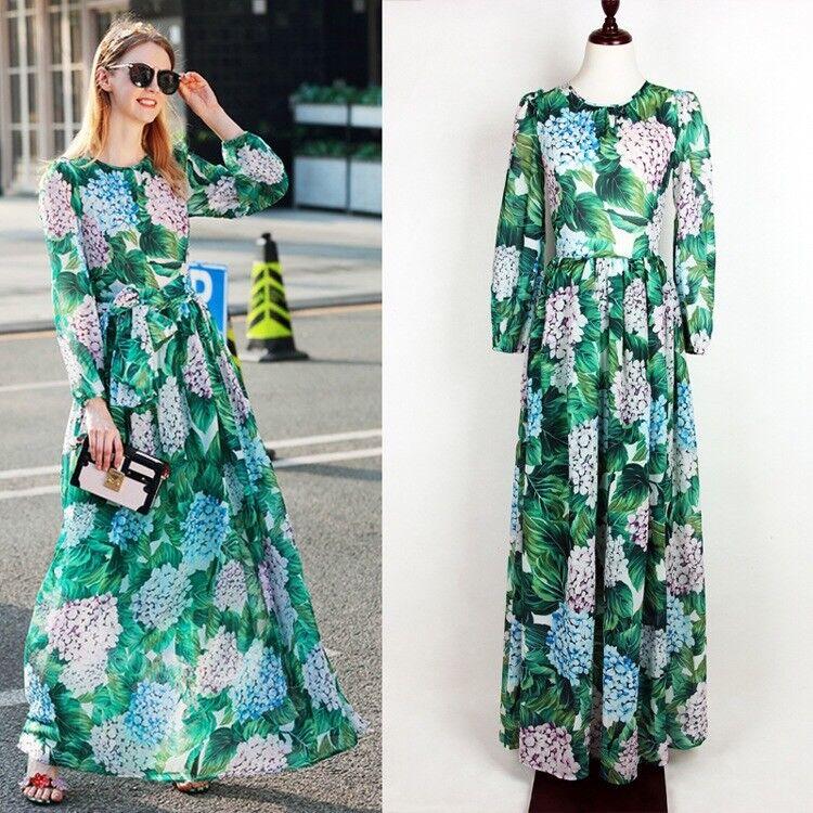 DMS 10 damen RUNWAY designer inspirot SUMMER DRESS plus Größe