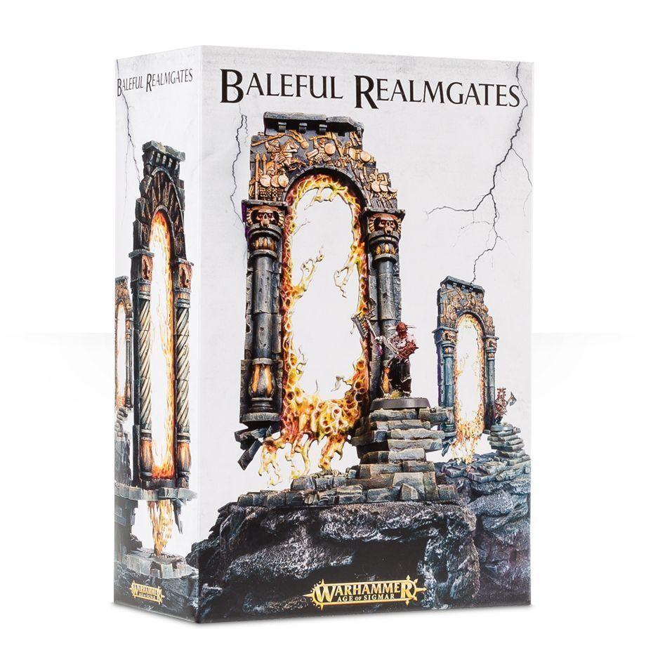 Games workshop warhammer alter sigmar unheilvolle realmgates nib