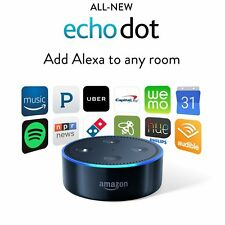 All-New Amazon Echo Dot (2nd Generation) - Black