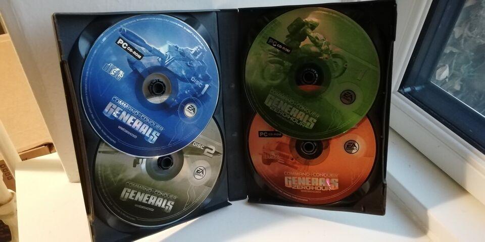 Spore / Half-Life 2 / C&C Generals, anden genre
