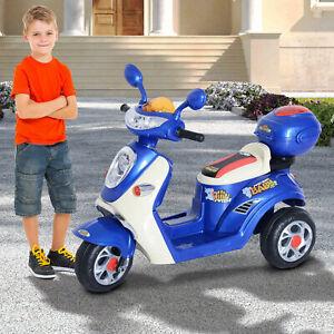 Coche-Triciclo-Moto-Electrica-Infantil-Correpasillos-a-Bateria-Ninos-3-8-anos
