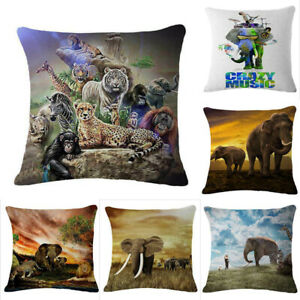 Fashion-Cotton-Cushion-Sofa-Cases-Pillow-Throw-Car-Cover-Animal-pillow-Linen