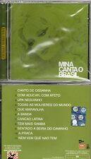 MINA CANTA O BRASIL CD  Digitally remastered ABBINAM.EDIT. MONDADORI 2001 sealed