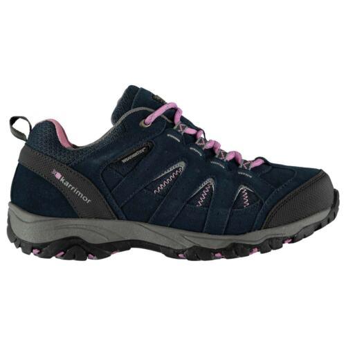 Karrimor Kids mount low Junior Imperméable Chaussures de marche à lacets Respirant
