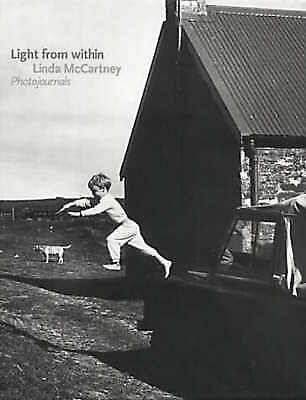 """AS NEW"" Light from within, McCartney, Linda, Book"