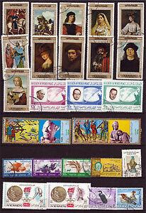 Aus Dem Ausland Importiert 45t5 Jemen 25 Briefmarken Entwertet Briefmarken Sonstige porträts Und Verschiedene Mit Den Modernsten GeräTen Und Techniken