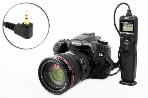 Fiable Câble Déclencheur à Distance Avec Timer Compatible Avec Samsung Sr9nx01 Nx-11 Gx-20 Nx-100 Apparence Brillante Et Translucide