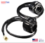 Pair-1-034-25mm-Diamater-Handlebar-Control-Switches-W-Wiring-Harness-For-Harley