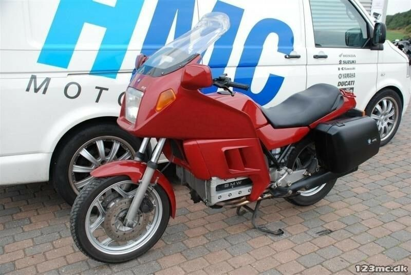 BMW, K 100 RT, ccm 987