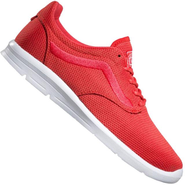 Mujer Vans ISO 1.5 deportivas rojo 41  a4030f743fe