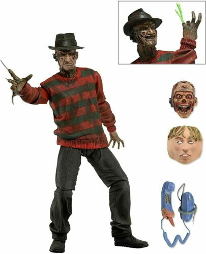 "Nuovo in Scatola NECA Ultimate Freddy Nightmare on Elm Street 7/"" Action Figure"