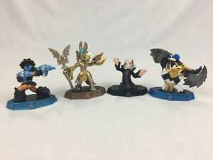 Skylanders-Imaginators-Figure-Bundle-Kaos-King-Pen-Tidepool-Golden-Queen