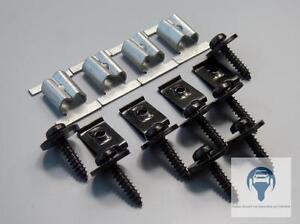 Unterfahrschutz-Unterboden-Motorschutz-Clips-fuer-Fiat-Grande-Punto-Bj-05-12