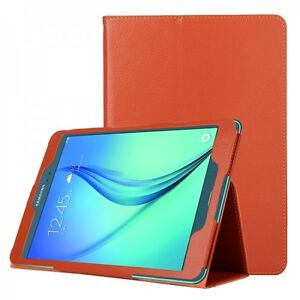 Protective-Case-Orange-for-Samsung-Galaxy-Tab-a-9-7-T555N-T550-New-Sleeve