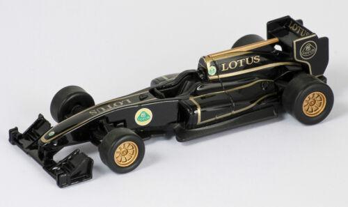 Spedizione LAMPO Lotus T 125 NERO//BLACK Welly Modello Auto 1:34 NUOVO /& OVP
