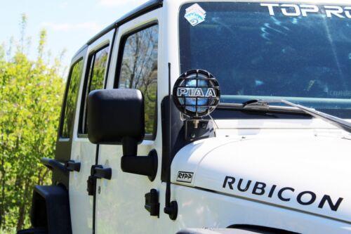 "ALL-TERRAIN 17/"" RUBBER ANTENNA MAST FITS 2006-2010 Hummer H3"