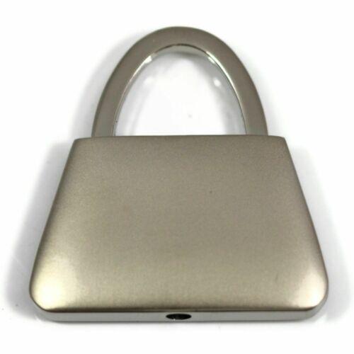 Ford Mustang Key Ring Chrome Diamond Bling Purse Keychain